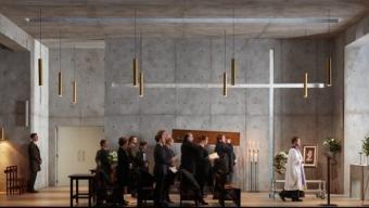 Miranda ou Purcell recomposé à l'Opéra Comique