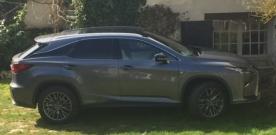Lexus, le luxe qui se recharge tout seul