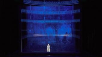 Orphée, noir lumière à l'Opéra Comique