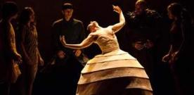 Saisissante Giselle contemporaine à l'Opéra des Flandres
