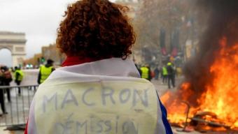 Mai 68, Nov 18, la prise des Champs Elysées
