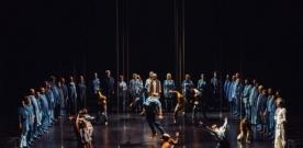 Gandhi version opéra dansé à Gand