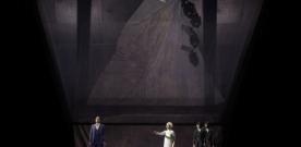Orphée et Eurydice version Pepper's ghost à Liège