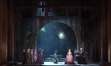 Vitalité classique pour les Noces au Théâtre des Champs Elysées