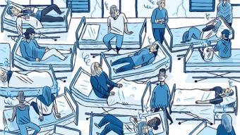 Les urgences, veuillez patienter