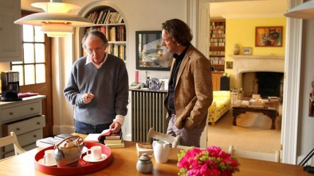 François Busnel et Ian McEwan