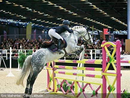 Salon du cheval trop loin jim le pariser for Salon du cheval paris adresse