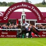 Longchamp - 05/10/2014 - QATAR PRIX DE L'ARC DE TRIOMPHE (Gr 1) Q+ - TREVE,  Thierry Jarnet -